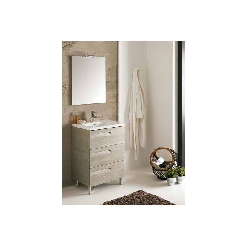 Baño Con Mueble Lavabo Y Bidé Pictures to pin on Pinterest