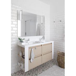 Muebles de ba o y muebles de ba o baratos for Mueble bano dos lavabos baratos