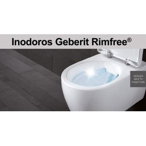 INODORO ICON RIMFREE