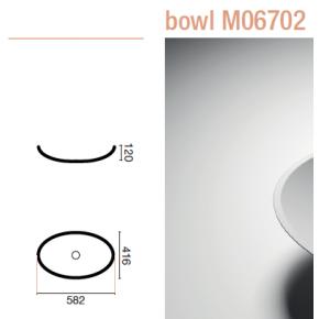 LAVABO PEQUEÑO BOWL M06702