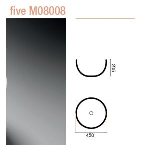 LAVABO PEQUEÑO FIVE M08008