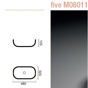 LAVABO PEQUEÑO FIVE M08011