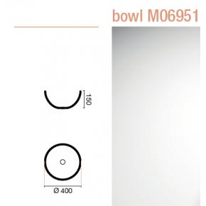 LAVABO PEQUEÑO BOWL M06951