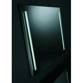 Espejo con luz vertical Alto de 100 cms