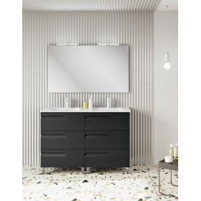 Mueble de baño VITALE + Lavabo IDEA