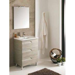 Mueble de baño VITALE TRES CAJONES