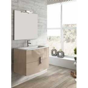 Mueble de baño ROUND+ Lavabo TREND