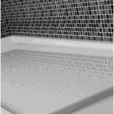 Plato de ducha acrílico Visual - Hidrobox