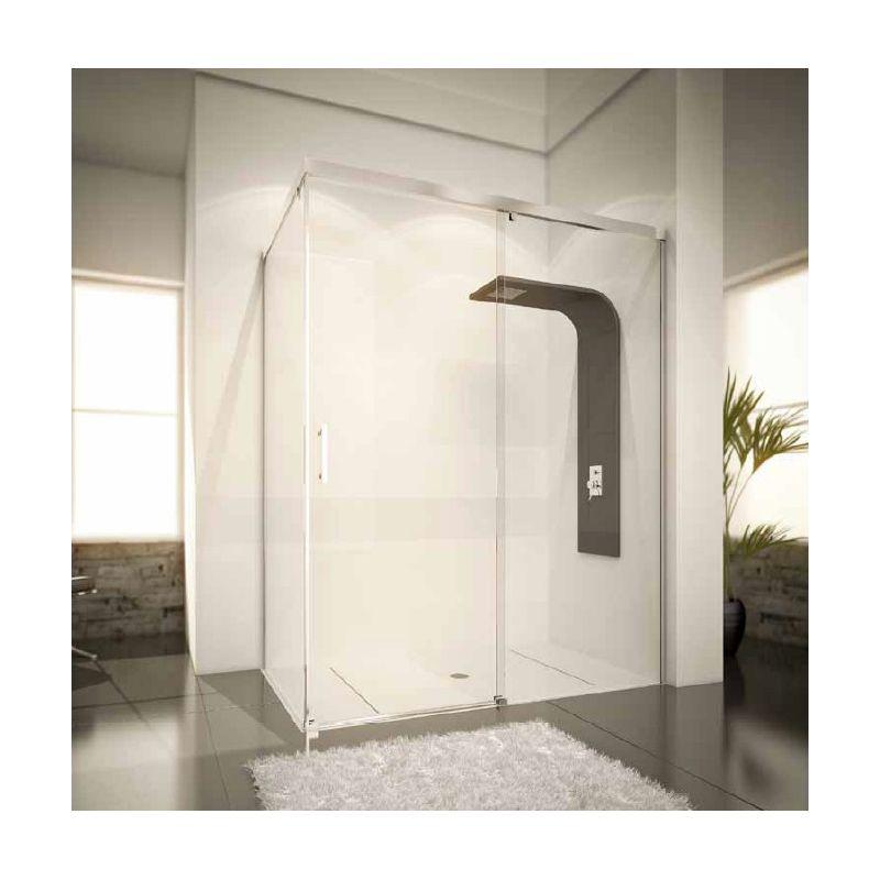 Mampara ducha pacifico serie oceanos muebles de ba o for Muebles para ducha