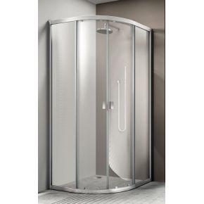 Mampara de ducha Cuartocircular TECHNIC