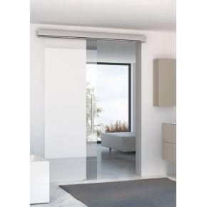 Suite. Puerta de acceso corredera
